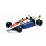 1:18 1984 Toleman Hart TG 184 - Ayrton Senna
