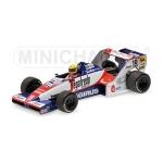 1:43 1984 Toleman Hart TG183B - Aryton Senna Brazilian GP