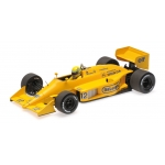 1:18 Lotus Honda 99T - Aryton Senna - Winner 1987 Monaco GP