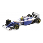 1:18 Williams Renault FW16 - Ayrton Senna - 1994 Brazilian GP