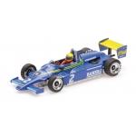 1:43 Ralt Toyota RT3 F3 - Ayrton Senna - 1st F3 Win