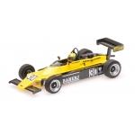 1:43 Van Dieman RF82 FF2000 Ayrton Senna - Jyllands-Ring 1982