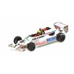 1:43 Ralt Toyota RT3 F3 - Ayrton Senna - 1st F3 Test Silverstone Sept 1982