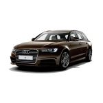 1:87 2018 Audi A6 Avant - Brown Metallic