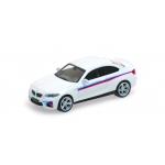 1:87 2016 BMW M2 Presentation - White