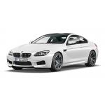 1:87 2015 BMW M6 Coupe - White