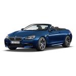 1:87 2015 BMW M6 Cabrio - Blue Metallic