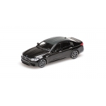 1:87 2018 BMW M5 - Black Metallic