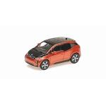 1:87 2014 BMW I3 - Red Metallic