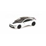 1:87 2015 BMW i8 Coupe - White Metallic