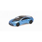 1:87 2015 BMW i8 Coupe - Blue Metallic