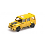 1:87 2015 Brabus 850 6.0 Biturbo Widestar  AMG G63  - Yellow