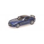 1:87 2015 Mercedes-AMG GTS - Blue Metallic