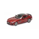 1:87 2015 Brabus 600 Auf Basis AMG GTS - Red