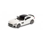 1:87 2015 Brabus 600 Auf Basis AMG GTS - White