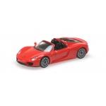 1:87 2013 Porsche 918 Spyder - Red