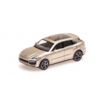1:87 2017 Porsche Cayenne - Grey Metallic