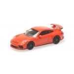 1:87 2017 Porsche 911 GT3 - Orange