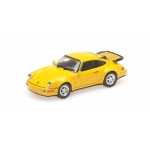1:87 1990 Porsche 911 Turbo - Yellow
