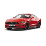 1:87 Ford Mustang - 2018 - Red