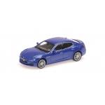 1:87 2018 Maserati Ghibli - Dark Blue Metallic