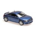 1:43 Audi TT Coupe - Blue Metallic