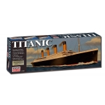 1:350 Deluxe Titanic with Photo-Etched Parts