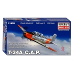 1:48 T34 C.A.P. Aircraft (New Tool)