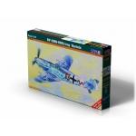 1:72 Me BF-109G-6R6 -/trop - Bartels