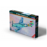 1:72 Me BF-109G-4 - Hungarian Air Force