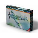 1:72 BF-109 G-12 Ubungsjagdflugzeuge