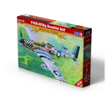 1:72 P-51D Mustang - Big Beautiful Doll - Special edition