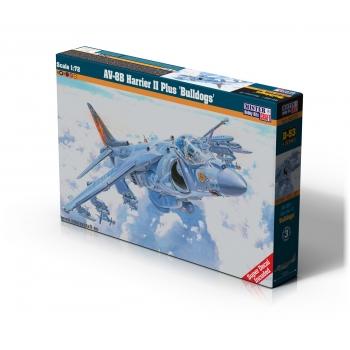 1:72 AV-8B Harrier II Plus Bulldogs