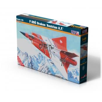 1:72 F-350 Draken - Austrian A.F