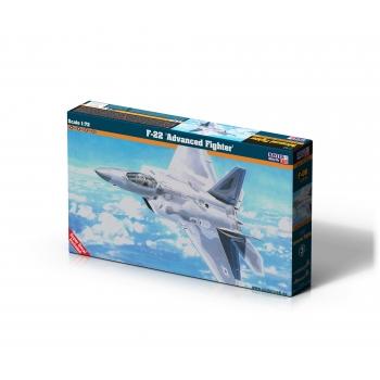1:72 F-22 Advanced Fighter