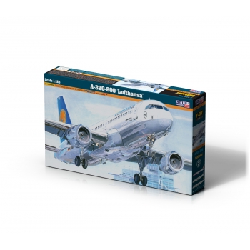 1:125 A-320-200 Lufthansa