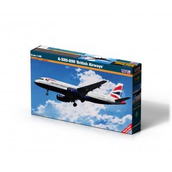 1:125 A-320-200 British Airways
