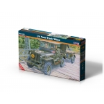 1:35 1/4 Ton Jeep Willys