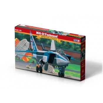 1:72 MIG-31 Foxhound - Special Edition