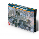 1:35 GMC CCKW-353 Military Truck
