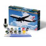 1:125 A-320-200 British Airways STARTER SET