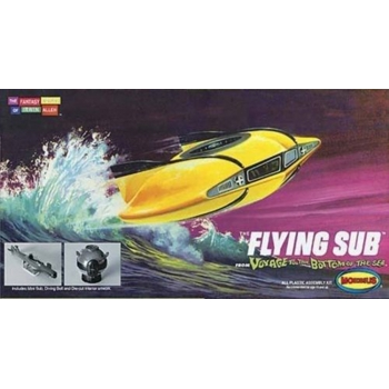 Mini Flying Sub from Voyage to the Bottom of the Sea