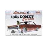 1:25 1965 Mercury Comet Cyclone
