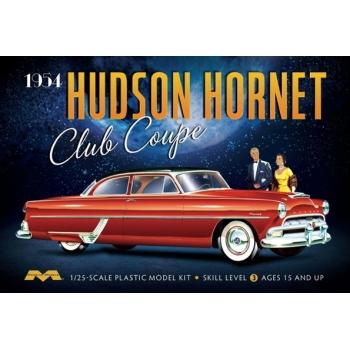 1:25 1954 Hudson Hornet Club Coupe