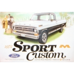 1:25 1972 Ford Sport Custom Pickup