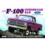 1:25 F-100 Custom Cab 4x4