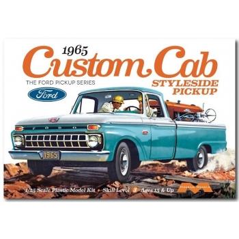 1:25 1965 Ford F-100 Custom Cab Styleside Pickup