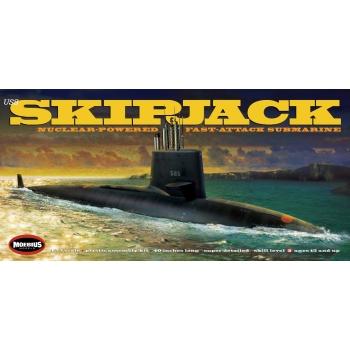1:72 U.S.S Skipjack