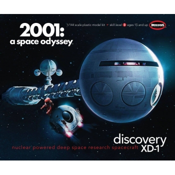 1:144 Discovery - 2001 A Space Odyssey