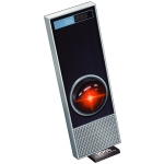 1:1 Hal 9000 Model Kit with Lights